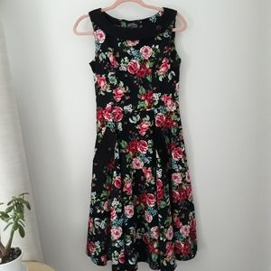 Hearts and Rose's Swing Dress size US 6